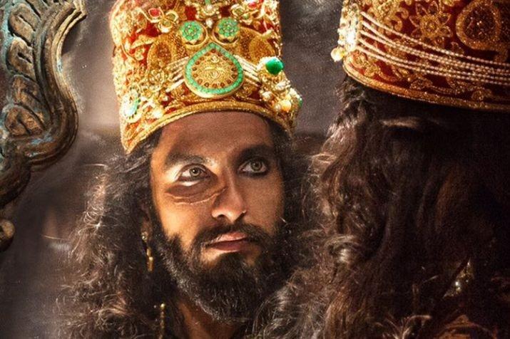 Ranveer Singh as Khilji