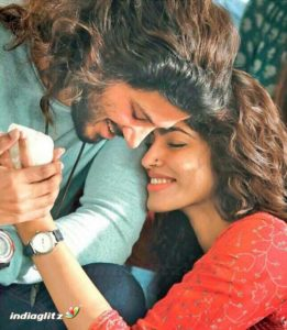 Dulquer and Sai in Solo