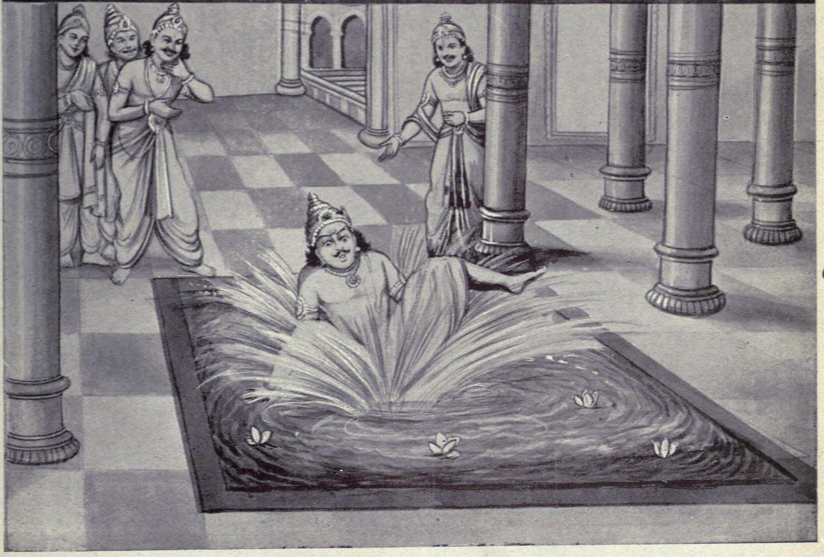 Mahabharata 1.4 – Andha Ka Putra Andha: An Undeserved Blemish on an Epic Heroine